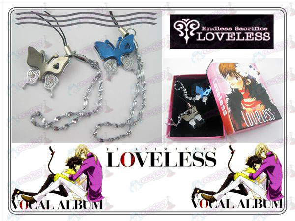 loveless butterfly lovers Strap