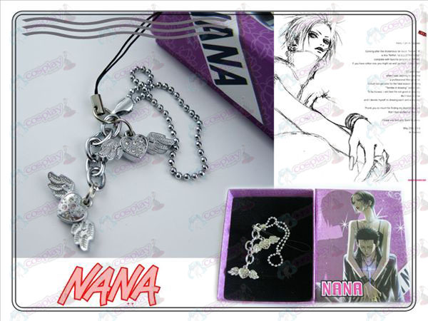 NANA Accessories Angel Heart Strap