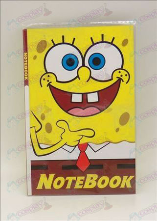 SpongeBob SquarePants Accessories Notebook