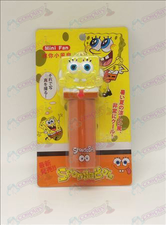 SpongeBob SquarePants Accessories Mini Fan