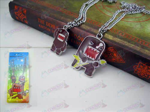 Domo Accessories couple necklace (one pair)