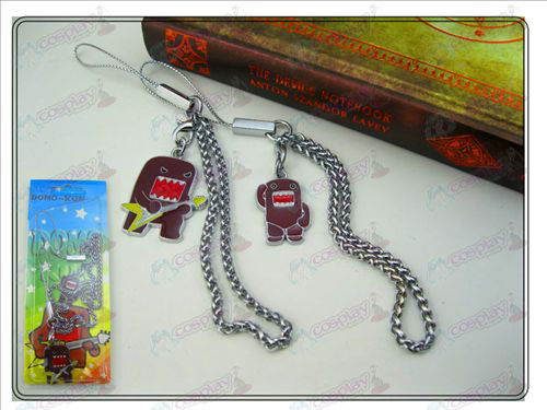 Domo Accessories Couple Phone Strap (one pair)