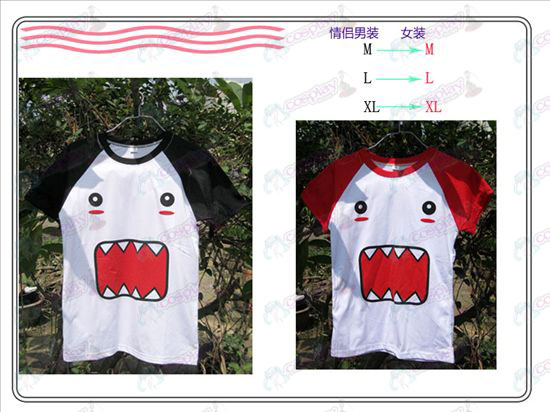 Domo Accessories couple new T-shirt