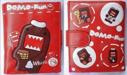 Q version of Domo Accessories bulk wallet (C)