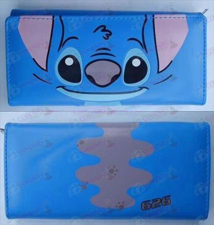 Lilo & Stitch Accessories color long wallet (A section)