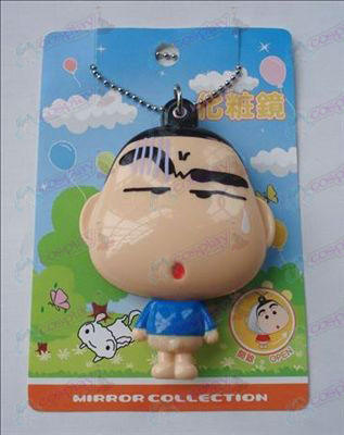 Mirror (Crayon Shin-chan Accessories) Blue