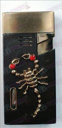 Saint Seiya Accessories scorpion windproof lighter C