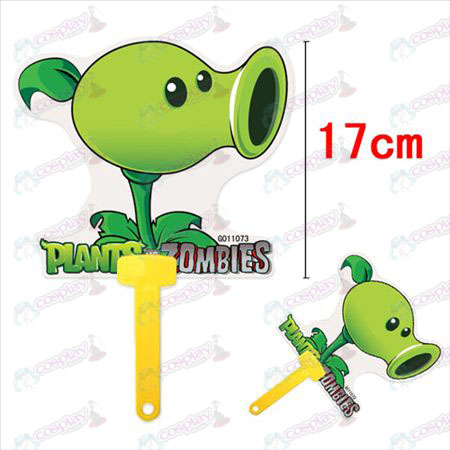 Plants vs Zombies Accessories pea shooter cool fan