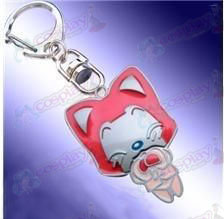 Ali Accessories character hanging buckle