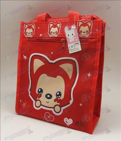 Lunch bags (Ali Accessories Red)