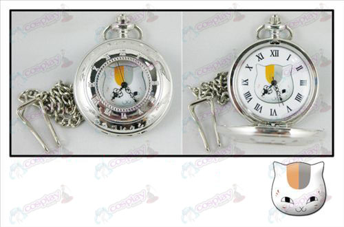 Scale hollow pocket watch-Natsume's Book of Friends Accessories