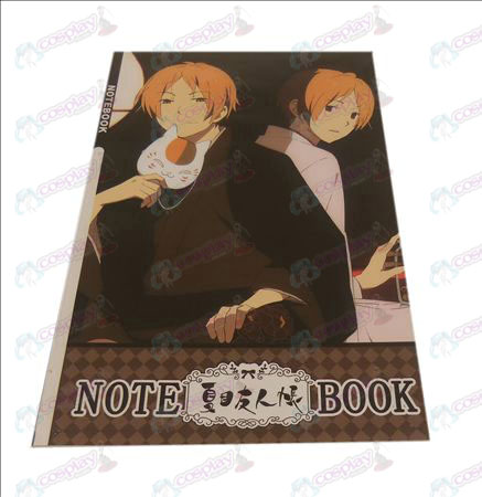Natsume's Book of Friends Accessories Notebook