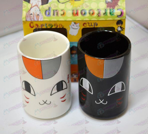 Natsume's Book of Friends Accessories couple cups