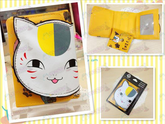Natsume's Book of Friends Accessories Cat 2 generation bulk wallet
