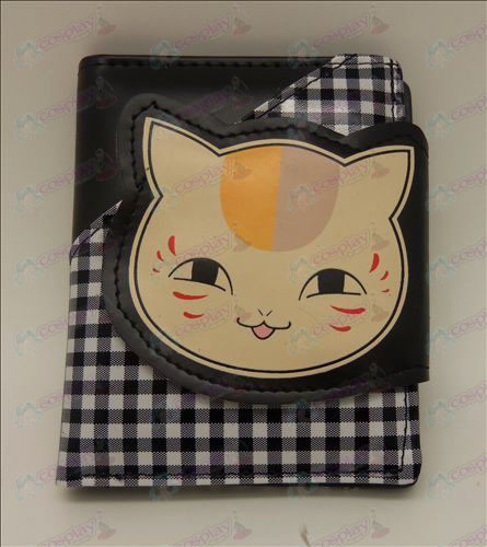 Checkered wallet (Natsume's Book of Friends Accessories)