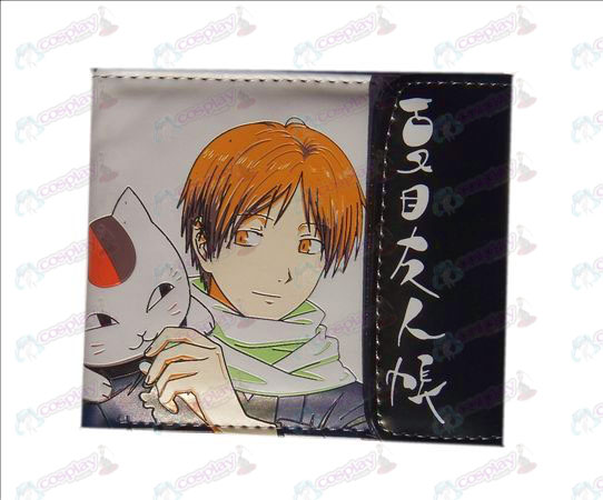 Natsume's Book of Friends Accessories snap wallet