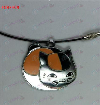 Natsume's Book of Friends Accessories-pet cat necklace