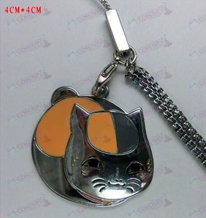 Natsume's Book of Friends Accessories-pet cat mobile phone chain