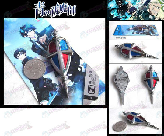 Blue Exorcist Accessories2