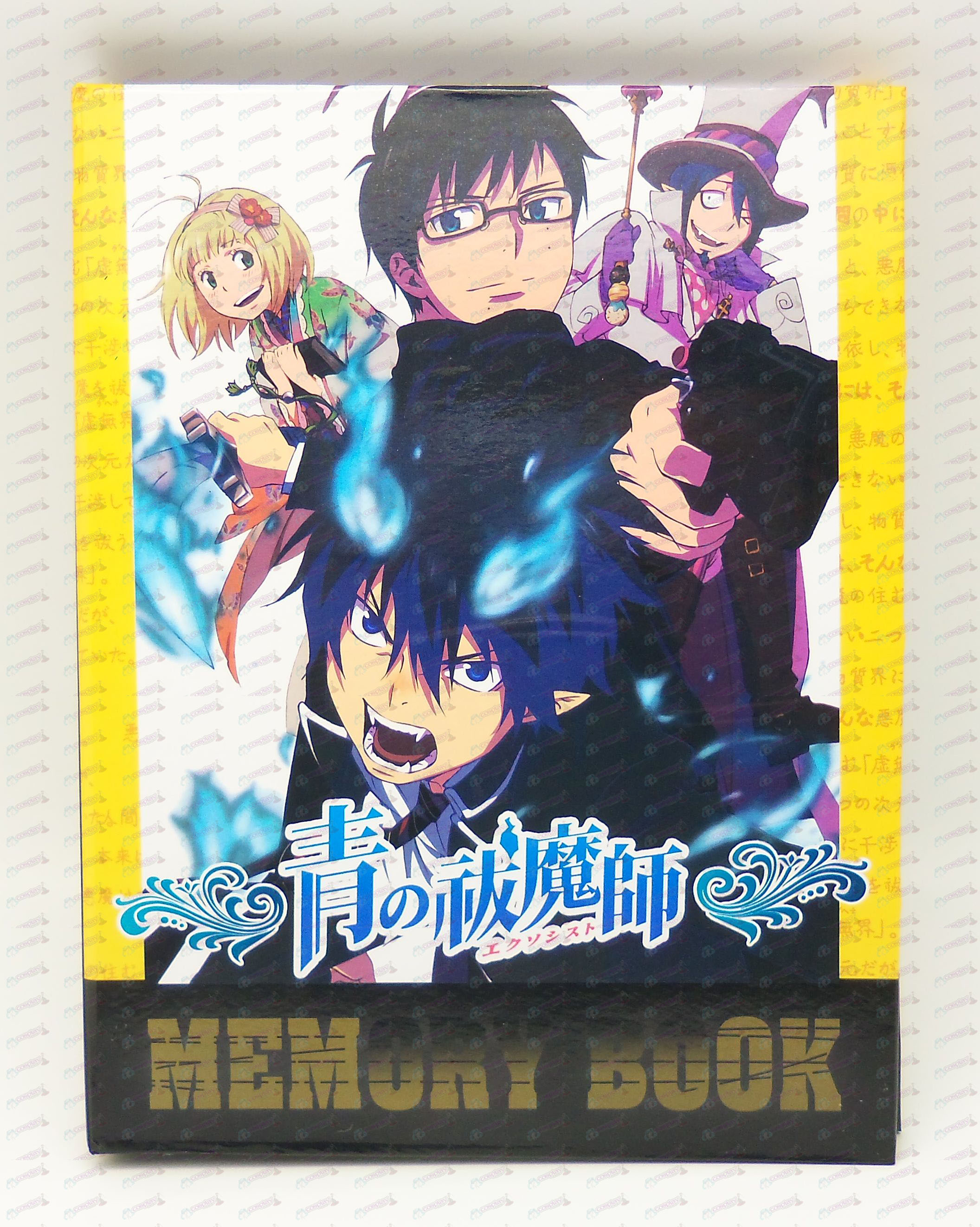 Blue Exorcist Accessories Big Classmates (4 / set)