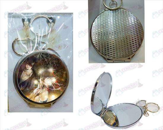 Daomu Accessories round mirror -3