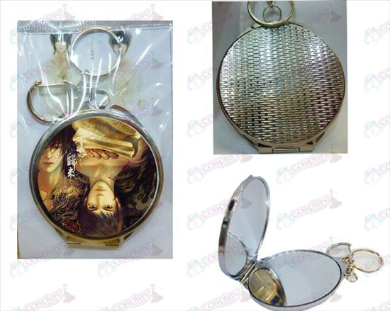 Daomu Accessories round mirror -2