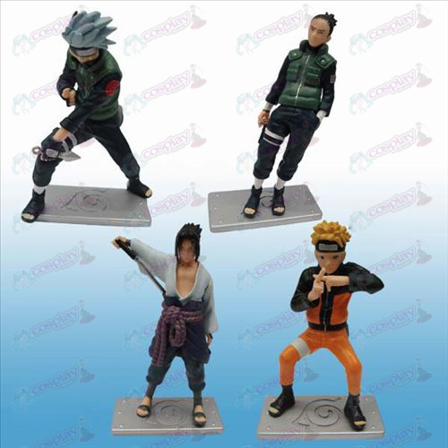 25 Generation 4 models Naruto doll cradle