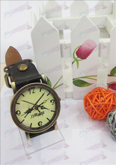 Sword Art Online Accessories Vintage Watches