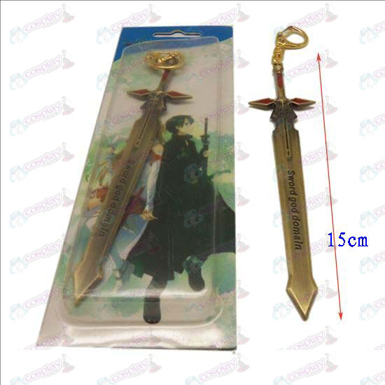 DSword Art Online Accessories knife buckle 6 (Bronze)