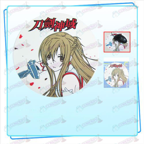 Sword Art Online Accessories Asuna gel mouse pad