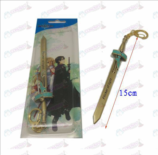 Sword Art Online Accessories knife buckle 3 (Bronze) color