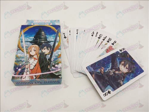 Sword Art Online Accessories Poker A