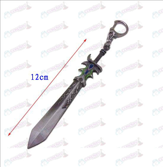 Little League of Legends Accessories knife buckle 3 (gun color)