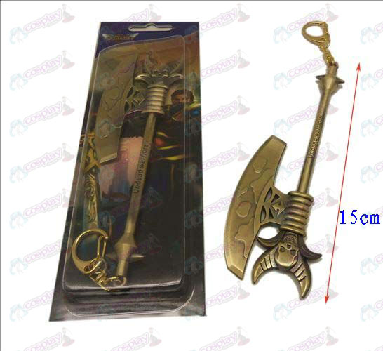 League of Legends Accessories knife buckle 5 (copper)