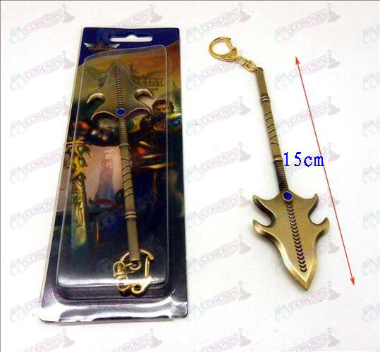 League of Legends Accessories knife buckle 3 (copper)