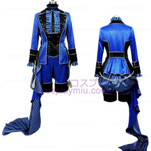 Kuroshitsuji Ciel Phantomhive Classic Full Dress Lolita Cosplay
