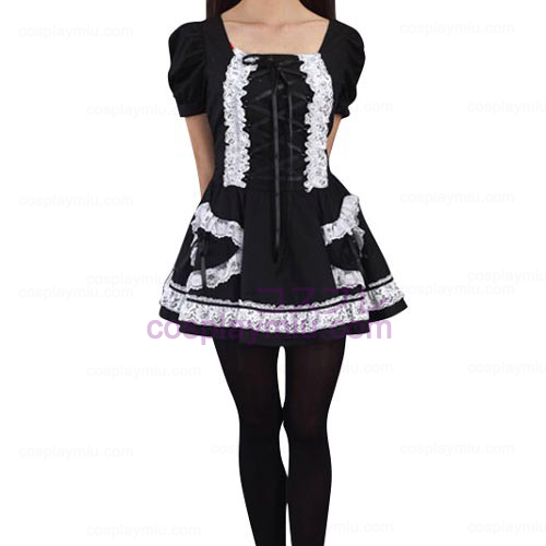 Cheap Lolita Halloween Cosplay Costume
