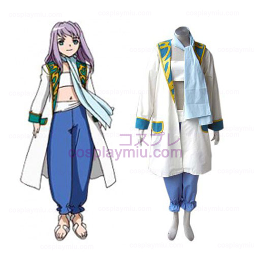 My-Otome Mashiro Blan de Windbloom Cosplay Costume