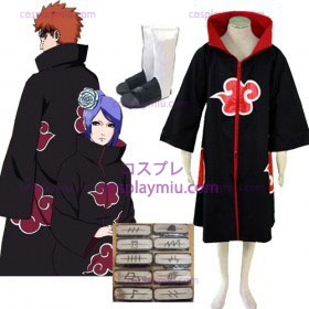 Naruto Atasuki Group's Cosplay Costume Set