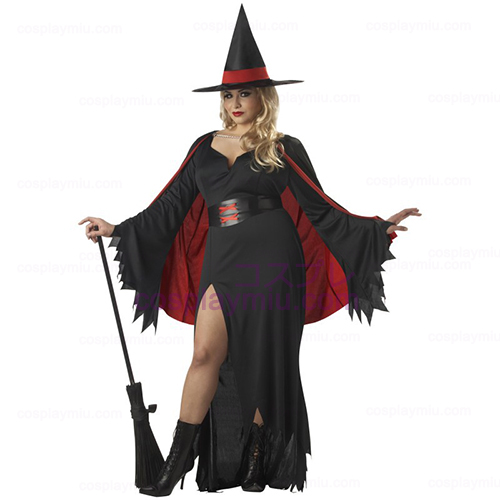 Scarlet Witch Adult Plus Costume