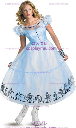 Alice Movie Costume Deluxe 12-14