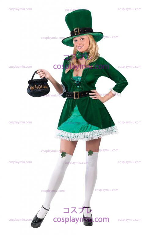 Luscious Leprechaun Costume
