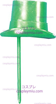 St Patrick Lapel Pin Hat