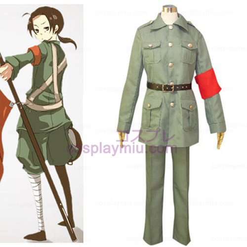 Axis Powers China Cosplay Costume