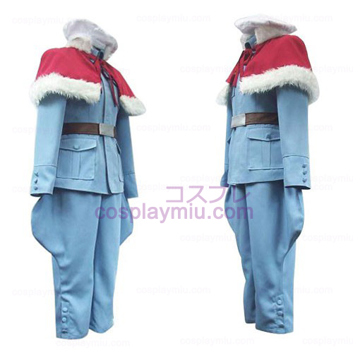 Axis Powers Tino Vainaminen Cosplay Costume