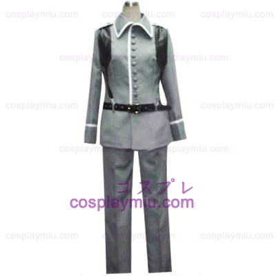 Axis Powers Germany Cosplay Costume