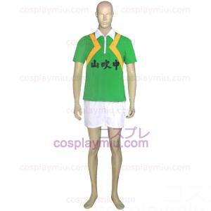 The Prince of Tennis Yamabuki Summer Cosplay Costume