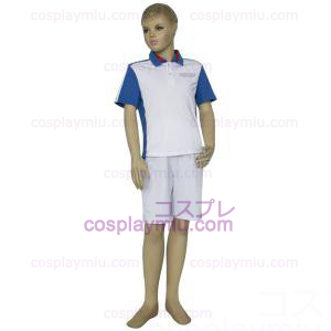 The Prince Of Tennis Seigaku Kids Summer Cosplay Costume