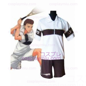 The Prince Of Tennis St. Rudolph Middle School Summer Uniform Cosplay Costume