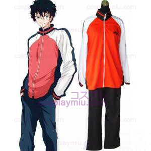 The Prince Of Tennis Selections Team Winter Uniform Cosplay Costume